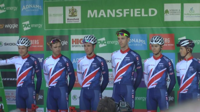 Great Britain Cycling Team | M & P Marples