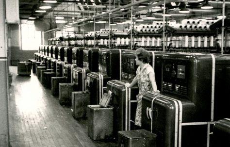'Mills, Machines and Memories'