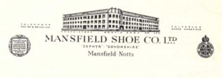 The History of Mansfield Shoe Co