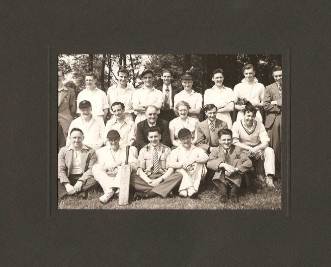Mansfield East End Cricket Team