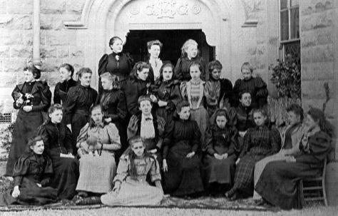 Queen Elizabeths Girls Grammar School, Mansfield