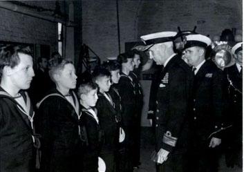 Mansfield Sea Cadets.