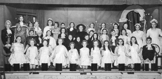 Nottingham Road Methodist Sunday School | Vallance, Mansfield