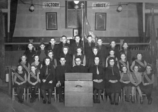 Mansfield Salvation Army Singing Company | Private Collection