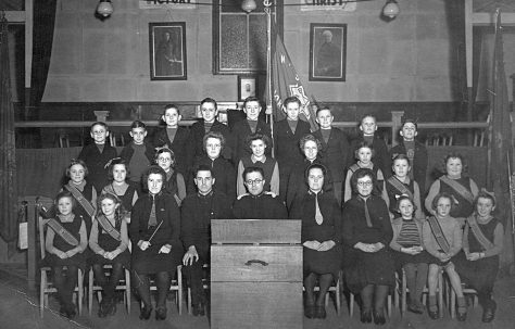 Mansfield Salvation Army Singing Company