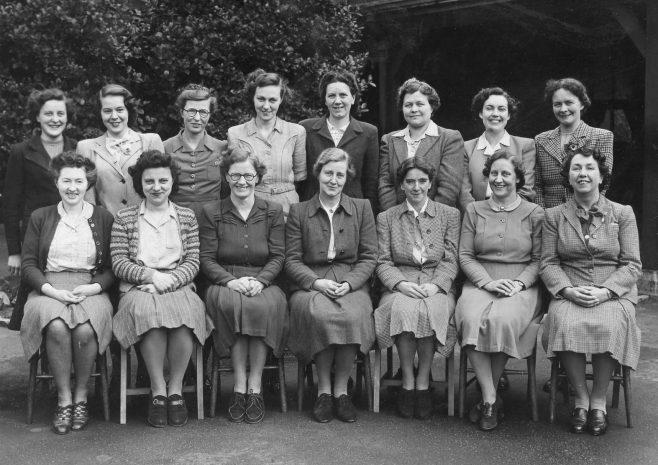 High Oakham Girls School Teachers | Private Collection