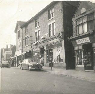 Albert Street Shops
