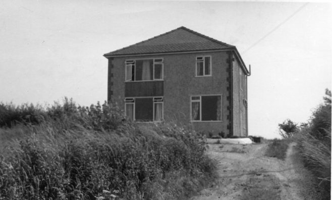 Small Holding taken 1969 | A & J Gascoyne