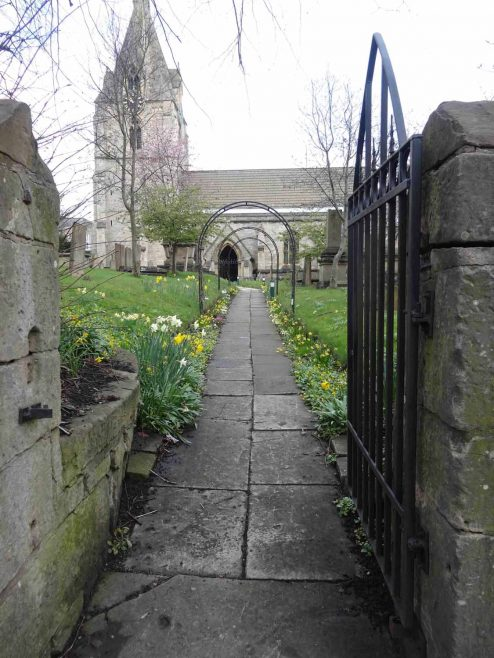 Mansfield Woodhouse Parish Church