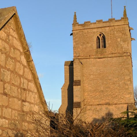St Peter and St Paul's Church, Church Warsop | Me