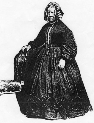 Miss Susannah Parsons 1811-77