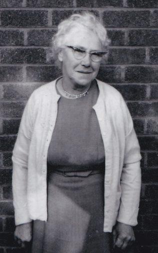 Rose Ellen Sutcliffe, later Draper. | Glenn Sutcliffe