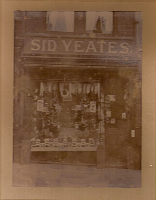Store in 1908