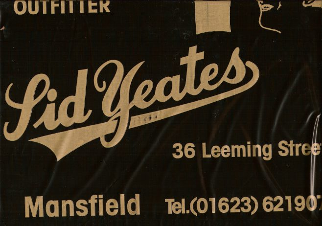 Sid Yeates & Sons - Tailors and Outfitters
