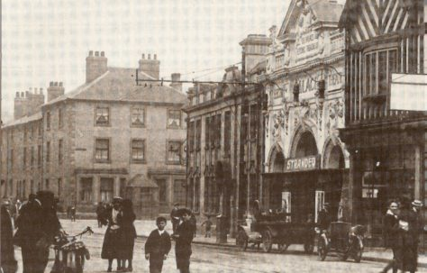 Mansfield Palace Theatre