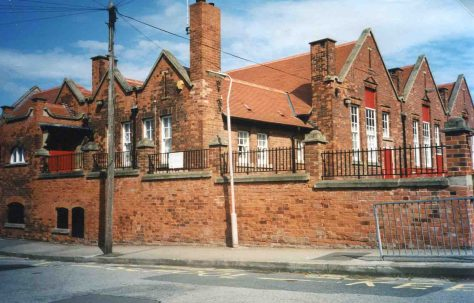 King Edward & Rosemary Street Schools