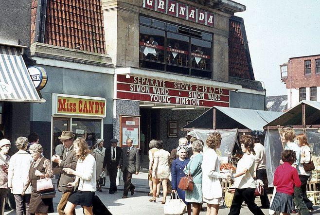 My Memories of Mansfield Cinemas