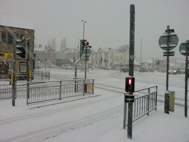 Leeming St Junction