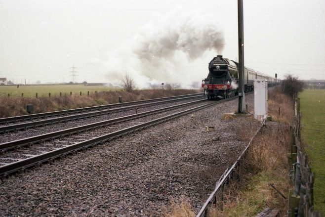 The Flying Scotsman | Chad T2164-05