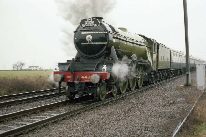 The Flying Scotsman | Chad T2164-09
