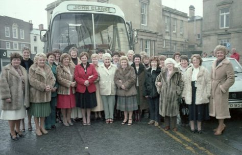 Ladies Bus Outing