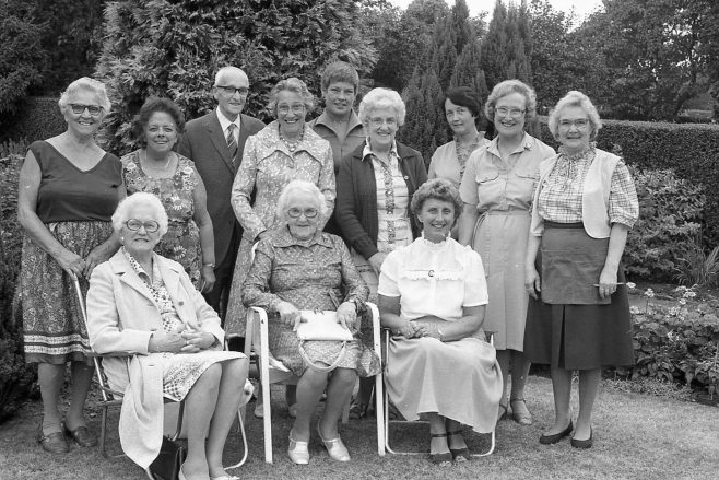 Forest Town Women's Institute   Chad T6544