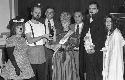 Miss Sherwood Forest & Fancy Dress Contestants
