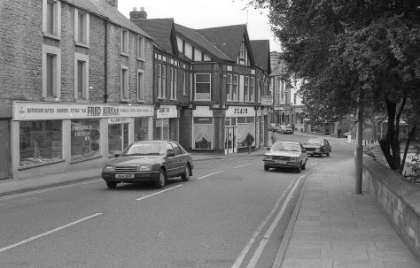 Mansfield Streets
