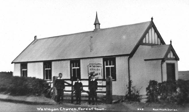 Weslyan Methodist Chapel | P Marples Collection