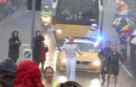 Olympic Torch Relay 28th June 2012