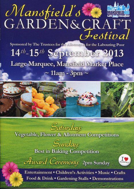 Mansfield's Garden & Craft Festival