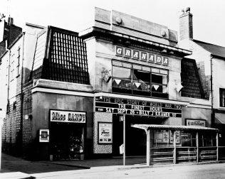 The Granada - September 1963 | Mansfield Museum