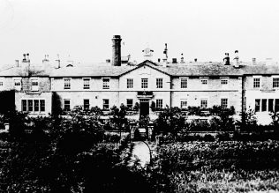 Mansfield Workhouse c.1900 | Mansfield Museum