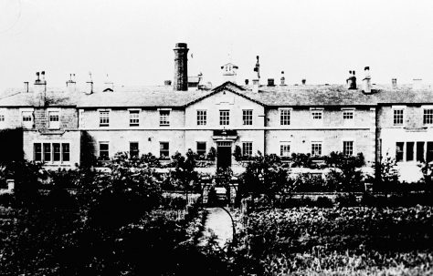 Mansfield Workhouse