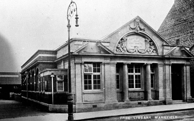 Carnegie Library | Mansfield Museum