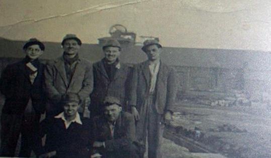 Crown Farm Colliery