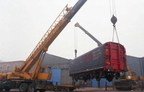 Nevills Truck Lift