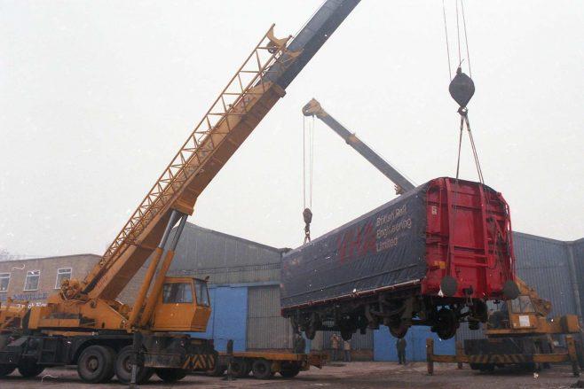 Nevills Truck Lift | CHAD V2096 13