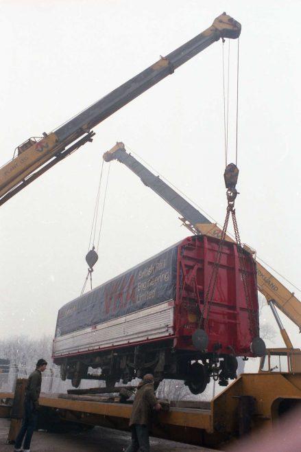Nevills Truck Lift | CHAD V2096 15