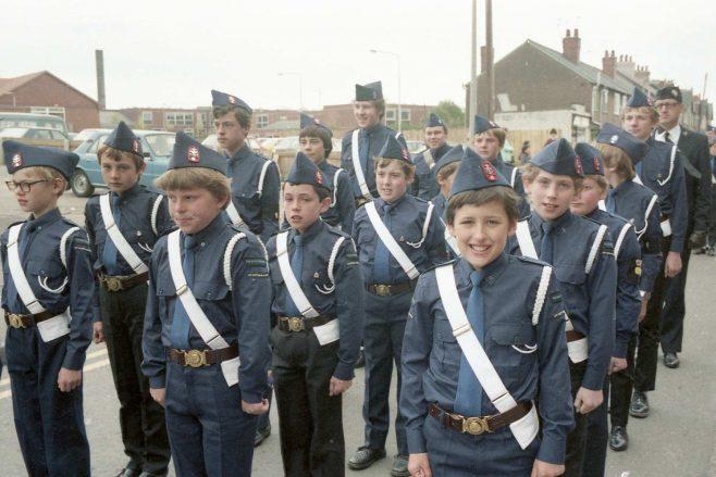 Mansfield Boys Brigade | CHAD V8339 02