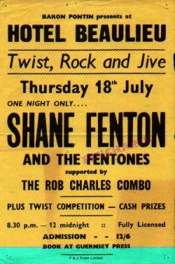 Shane Fenton