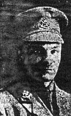 Newspaper Image | Mansfield Chronicle 18 November 1915