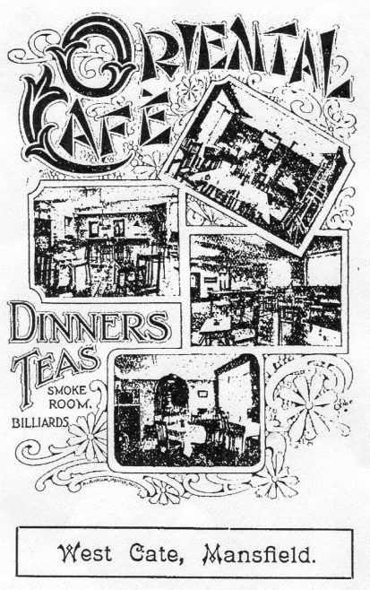 The Oriental Cafe