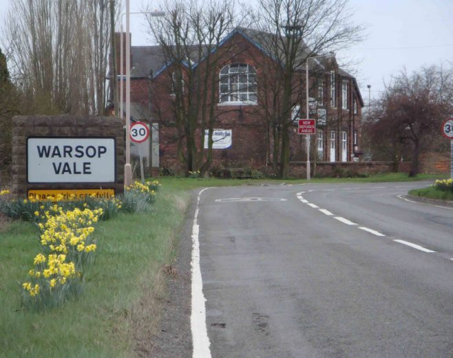 Warsop, Warsop Vale & Church Warsop