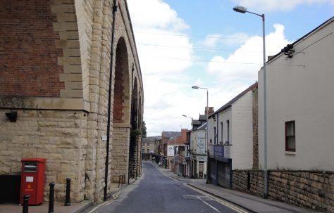 White Hart Street. Mansfield