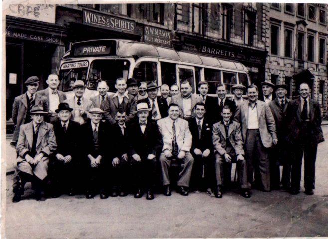 West Gate c1940