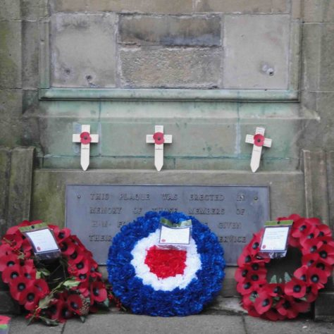 The names may have been taken but they are not forgotten | M & P Marples - taken 14 November 2011