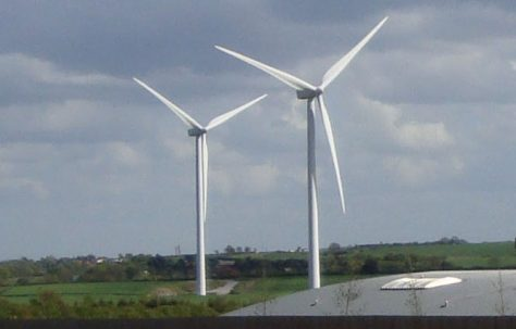 The Rainworth Windmills